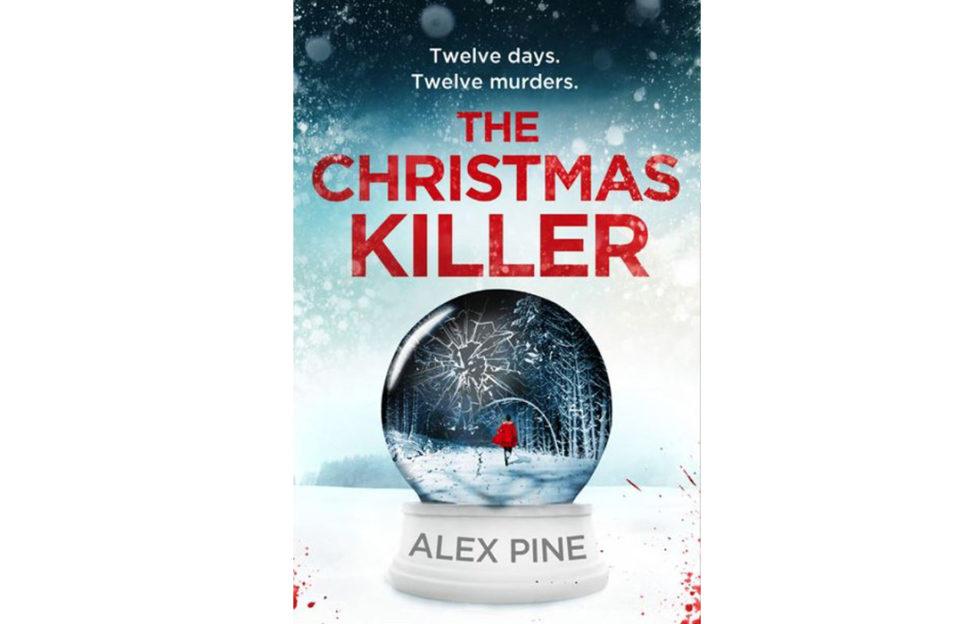 The Christmas Killer book cover