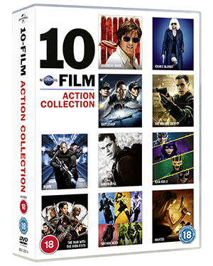 Action film DVD