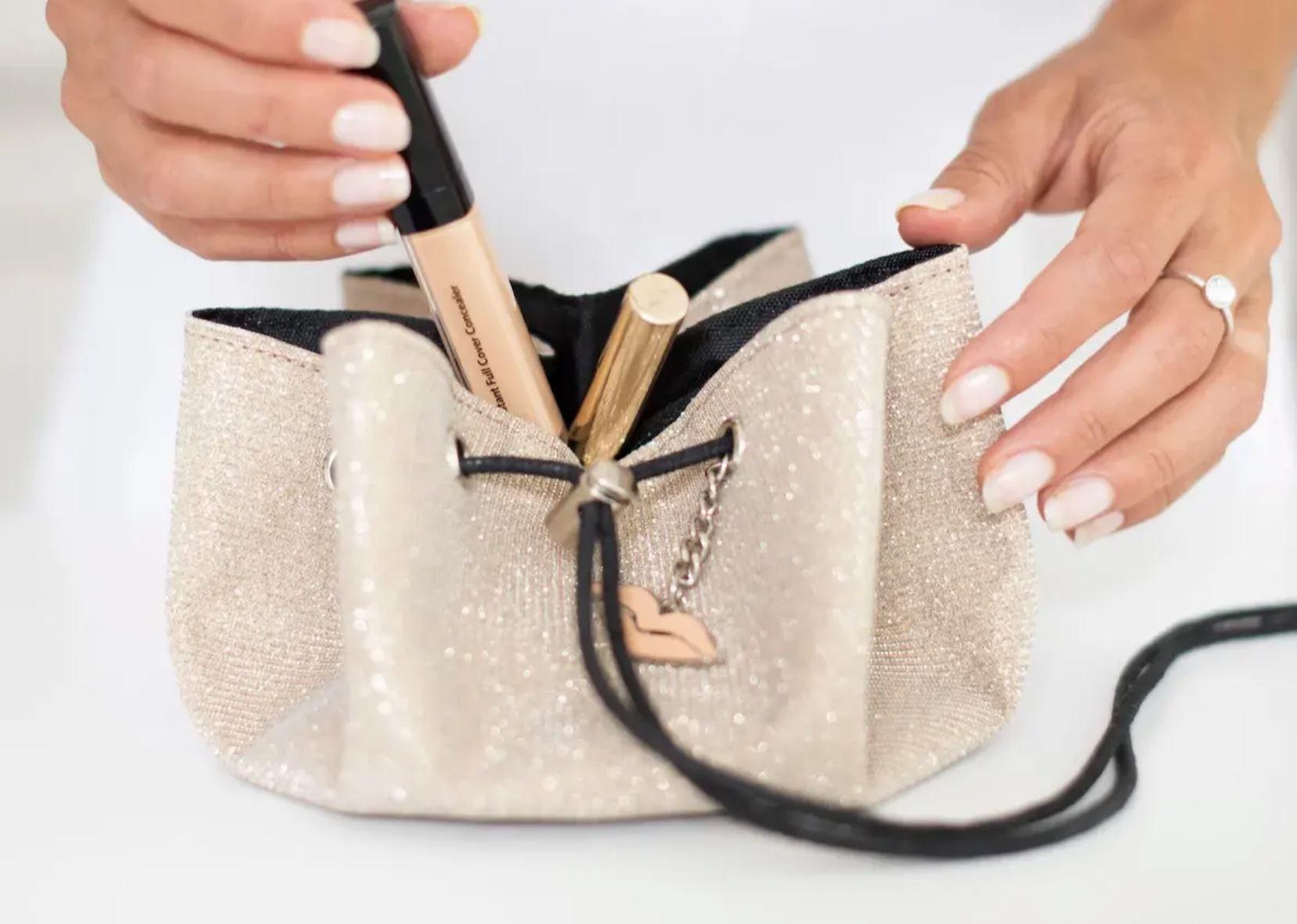 Donna May London Make-up Bag