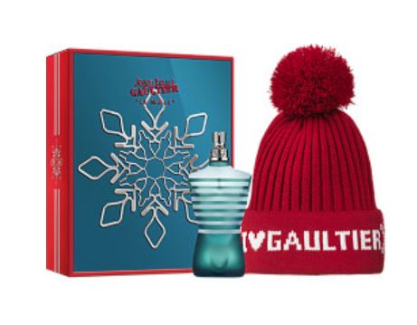 Aftershave and hat set