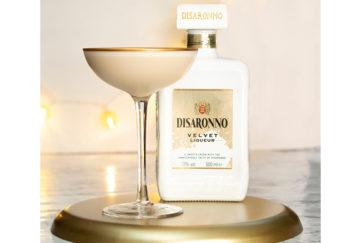 martini cocktail recipe for disaronno velvet