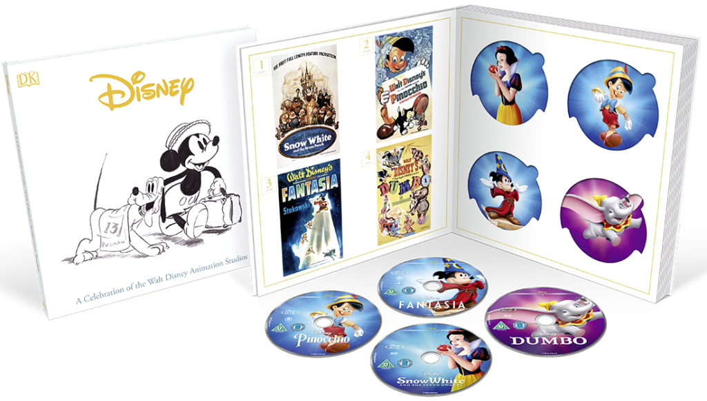 Disney Collection of DVDs