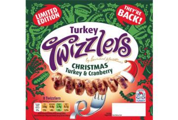 festive twizzlers