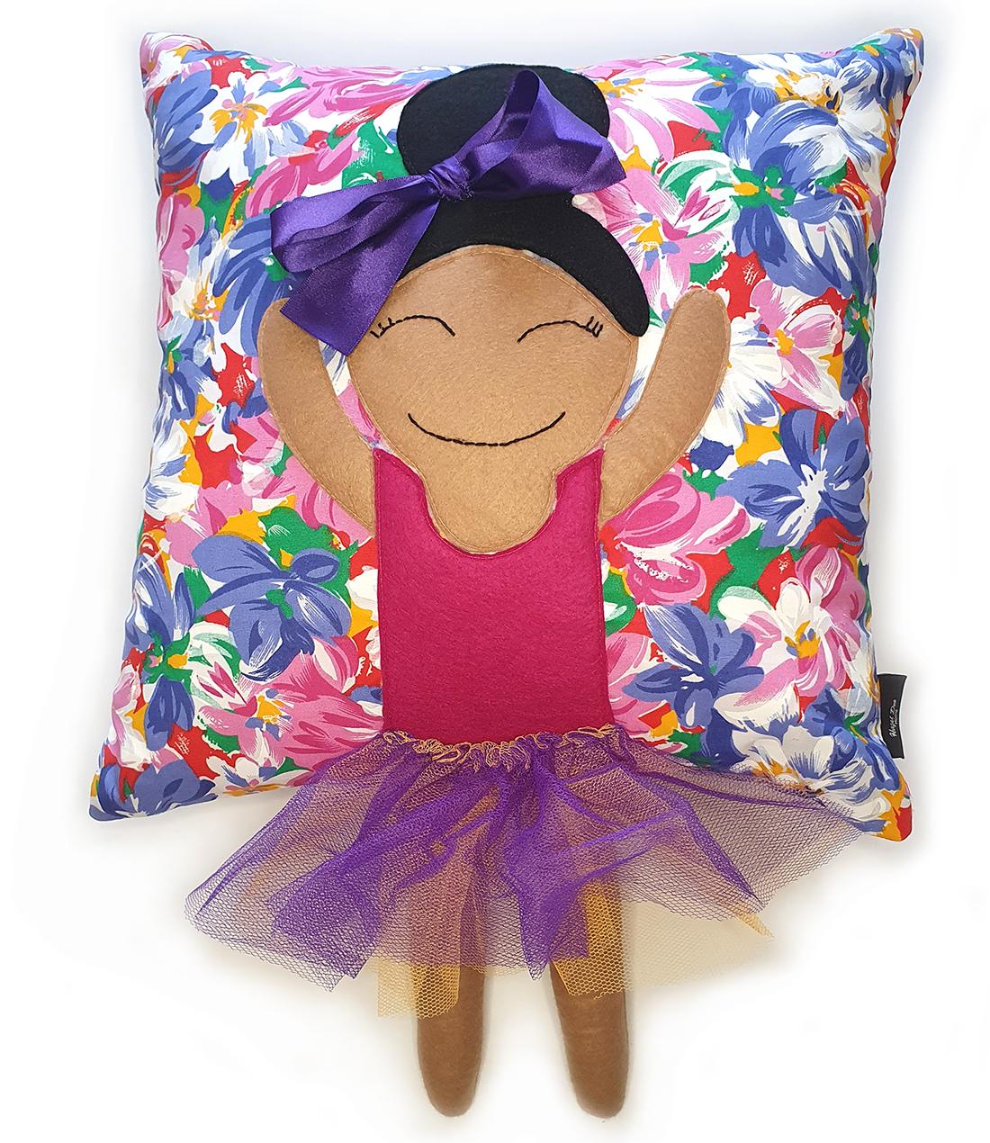 Munchkin Cushion from Hazel Dee Home