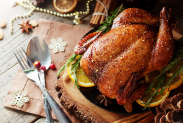 Cooked turkey Pic: Shutterstock