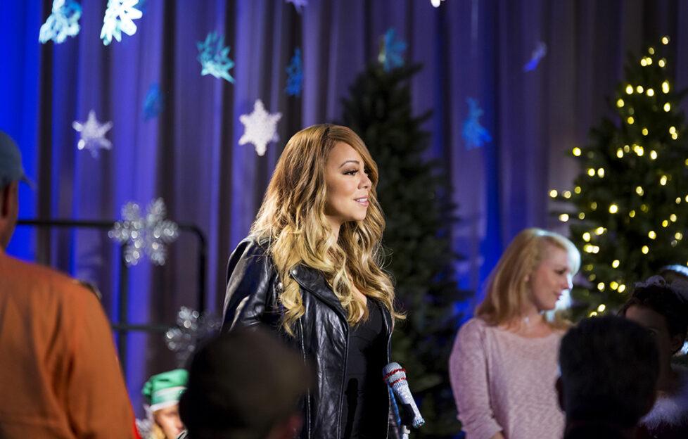 Mariah Carey A Christmas Melody film