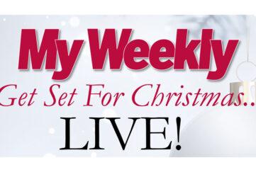 Get Set For Christmas Live Event logo