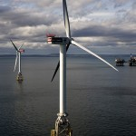 Shell in offshore wind stake sell-off