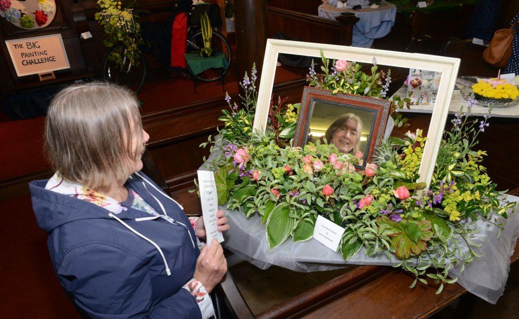 Pauline Simson has been framed