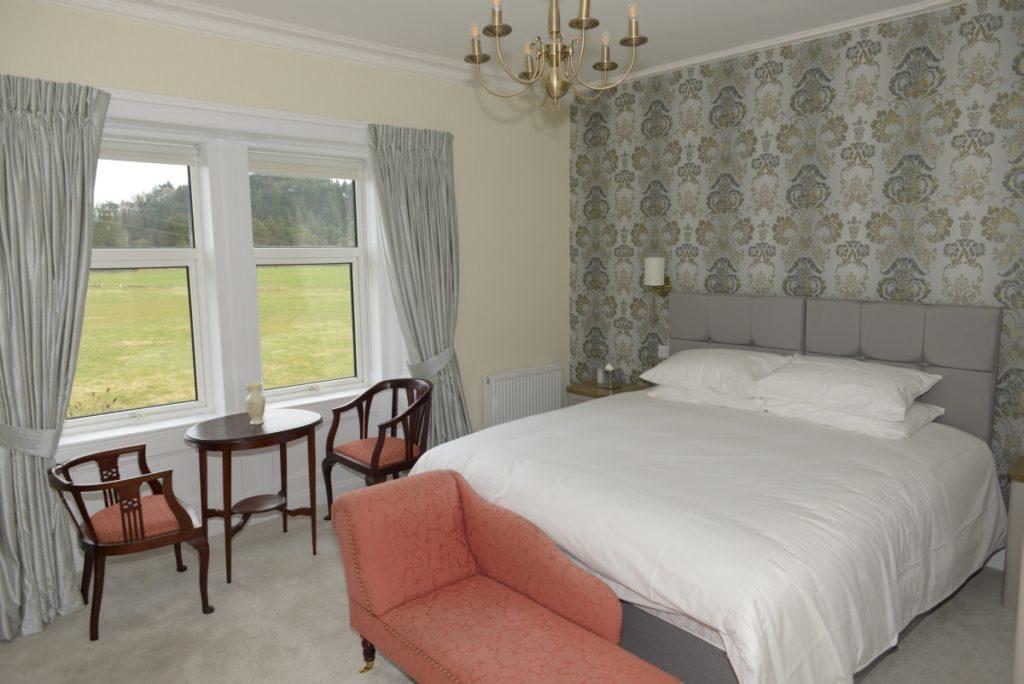 Carradales Saddell bedroom