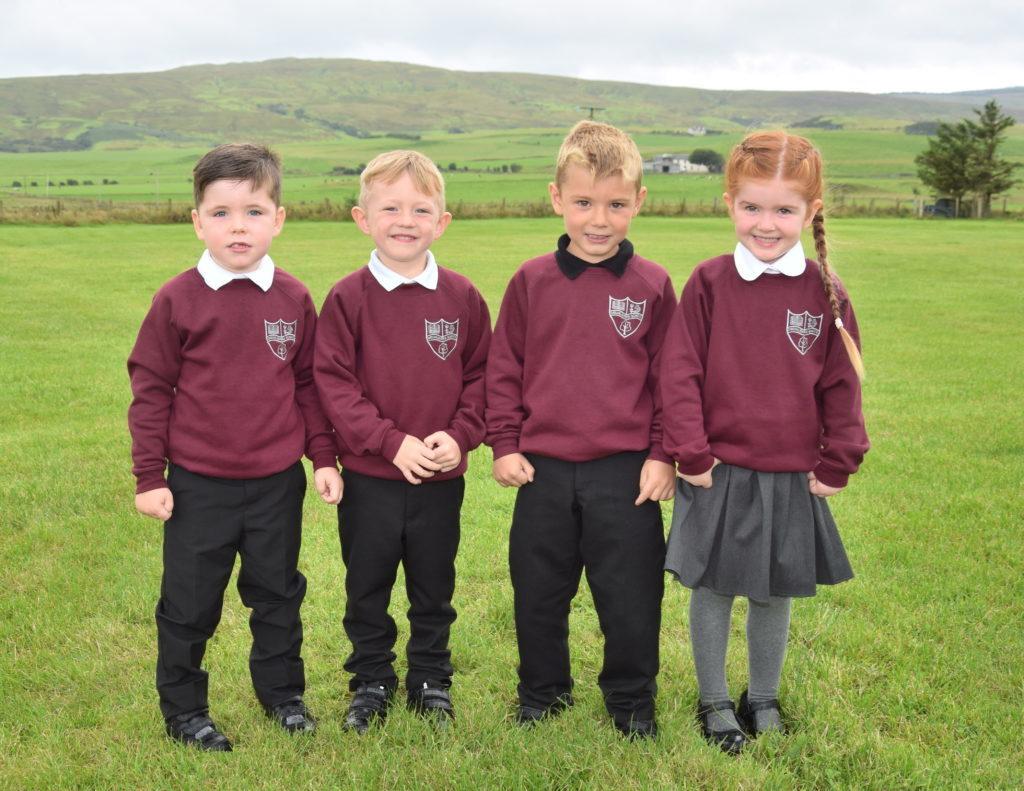Drumlemble Primary School.