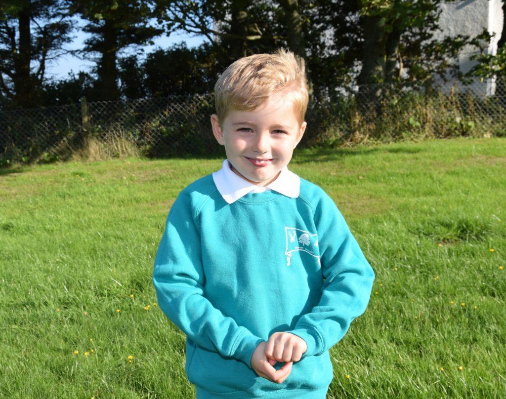 Glenbarr Primary School.