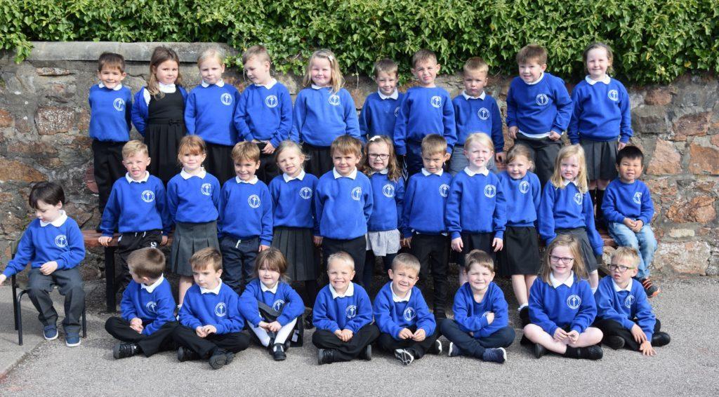Castlehill Primary School.