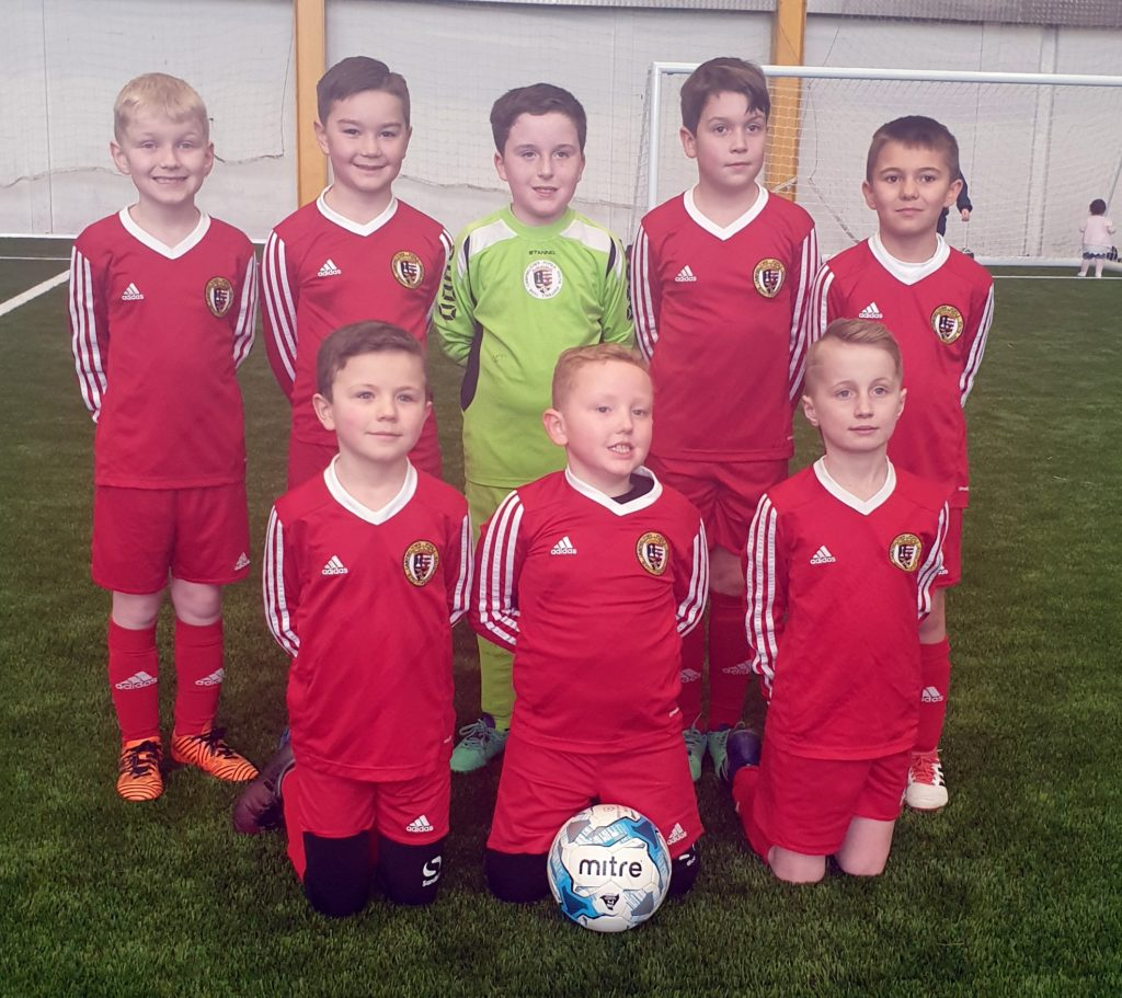 The 2010s who played at the football festival.