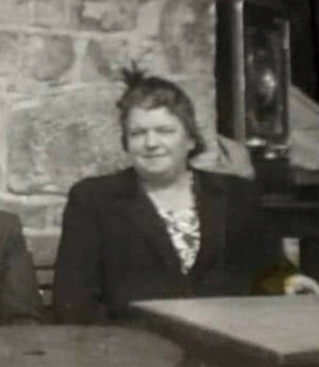 Clare's great grandmother, Grace McNab Bridge, bears the family name.