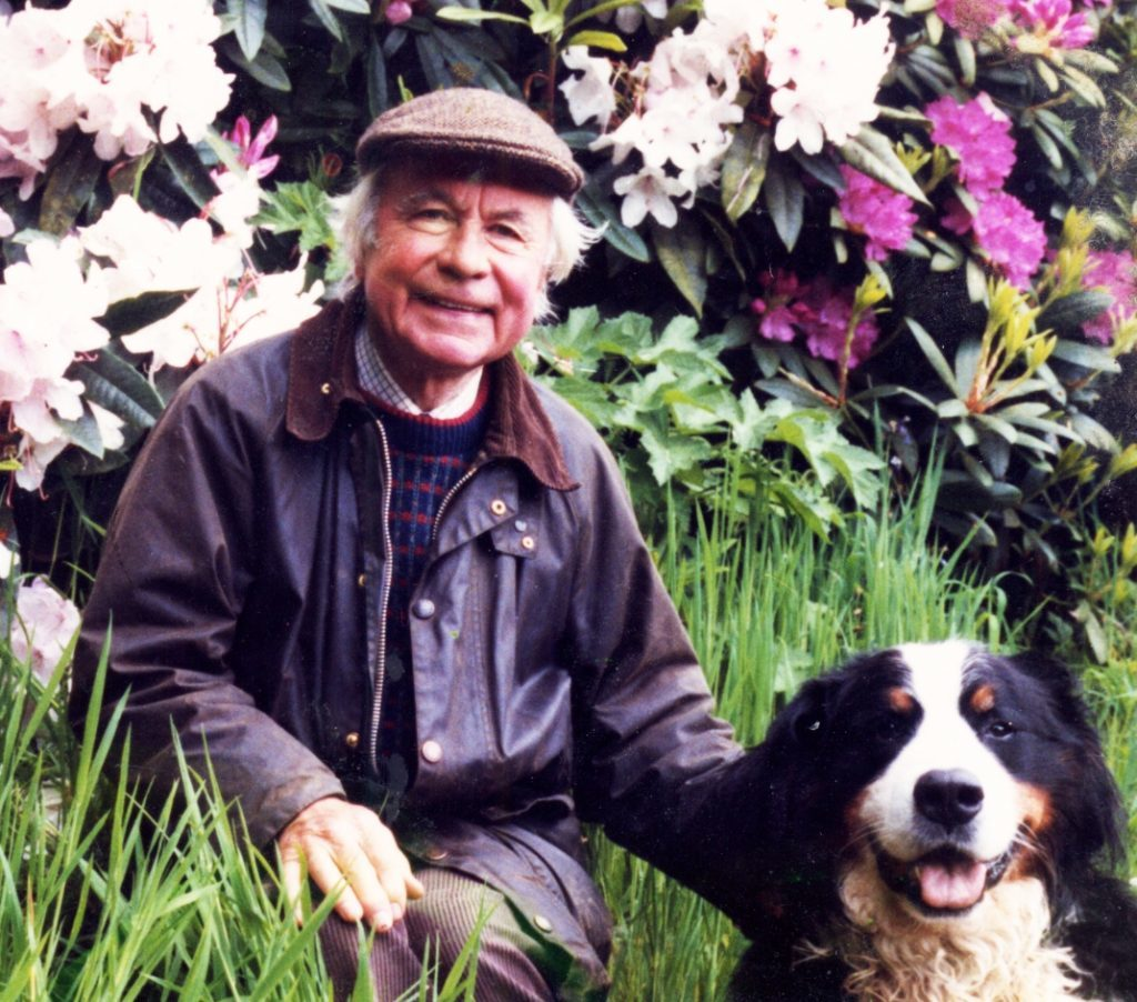 Adam Bergius 1925-2017