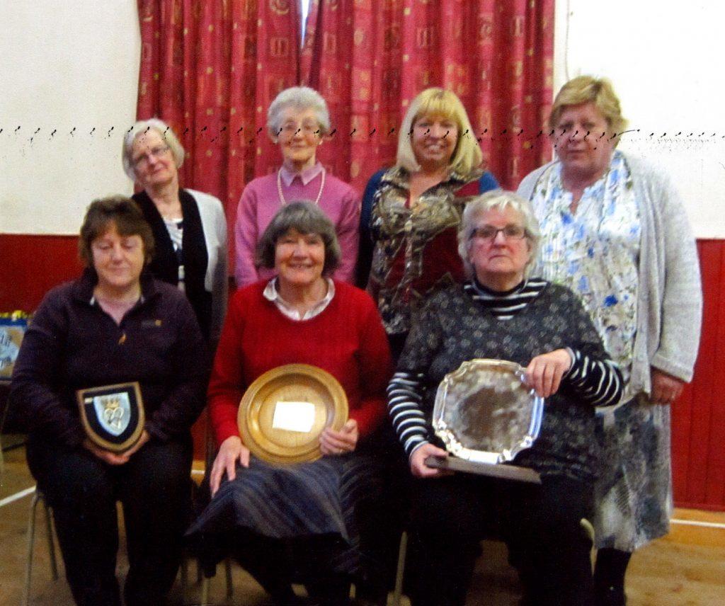Rural prize-winners rewarded