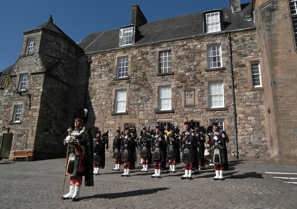 Argylls' appeal to old soldiers in £4 million project