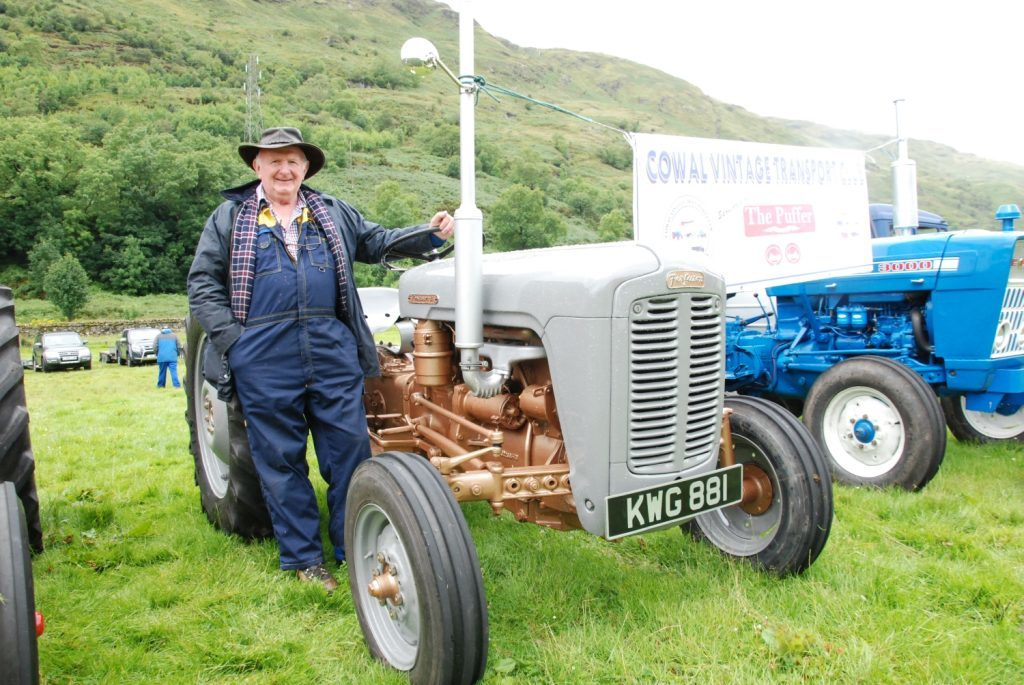 Kintyre winners pip all at Cairndow