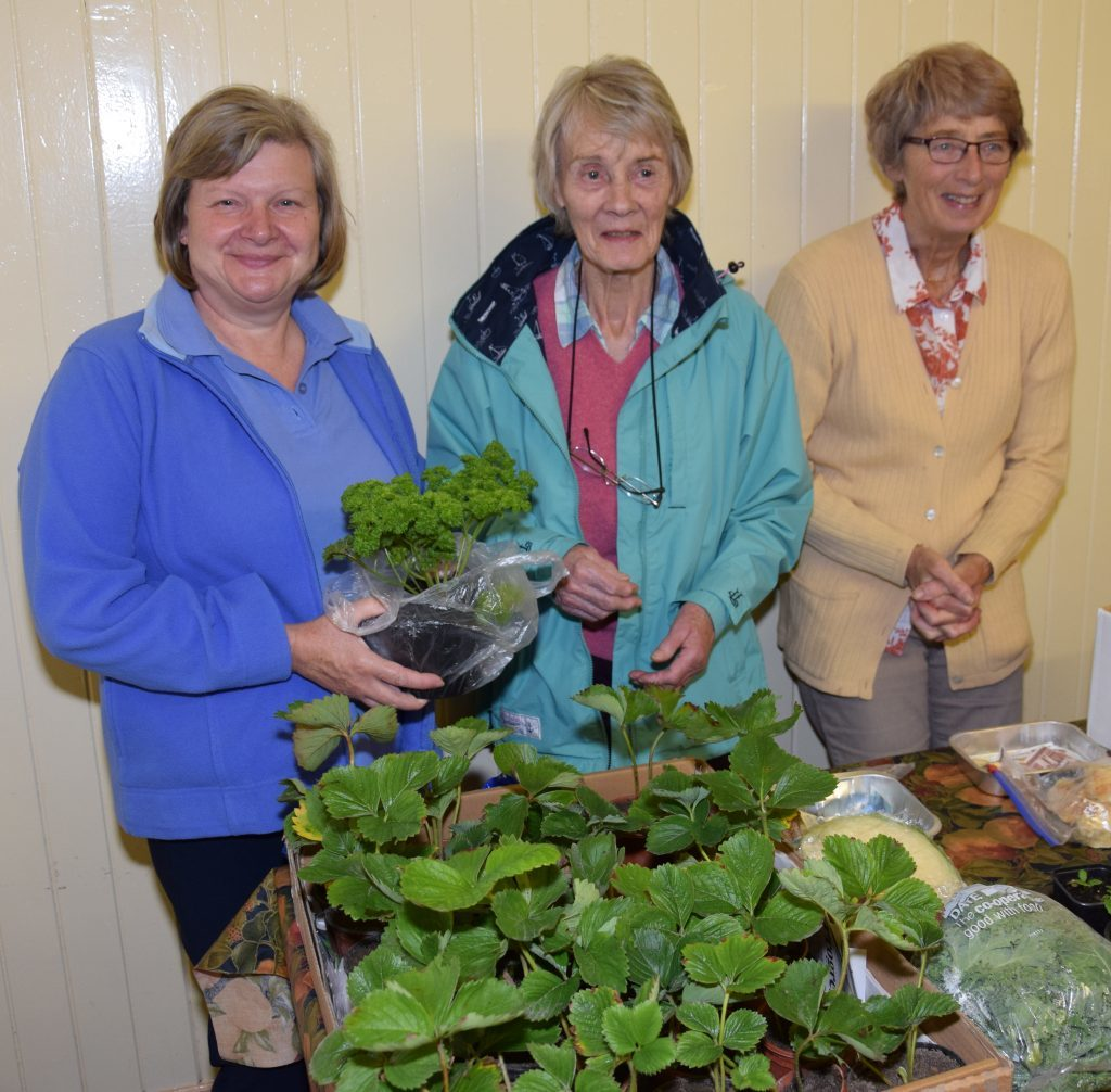 Southend's blooming great coffee morning