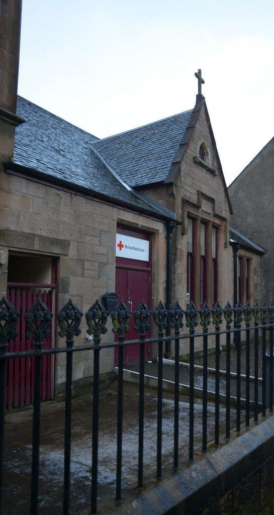 Development trust buys Red Cross Hall