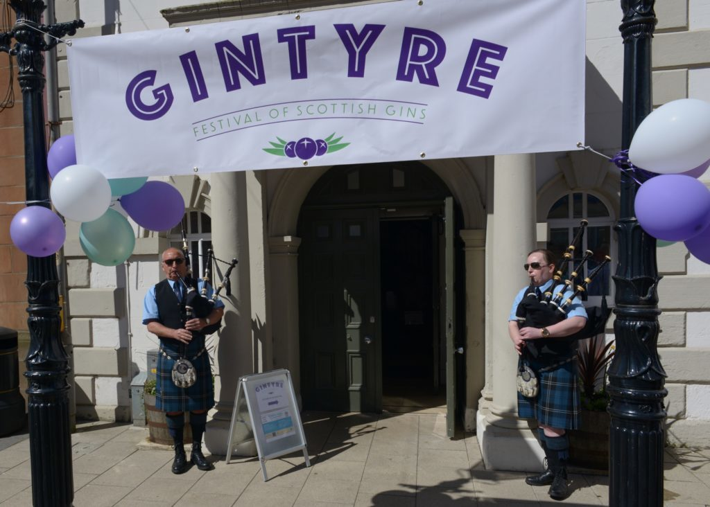 Spirited Gintyre's second showing