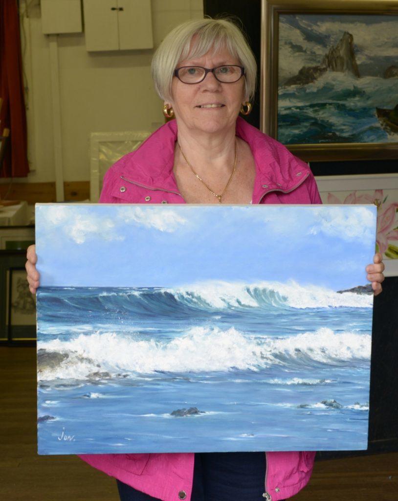 Clachan seeks art show exhibits