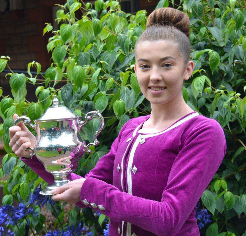 Campbeltown dancer is Argyllshire's best