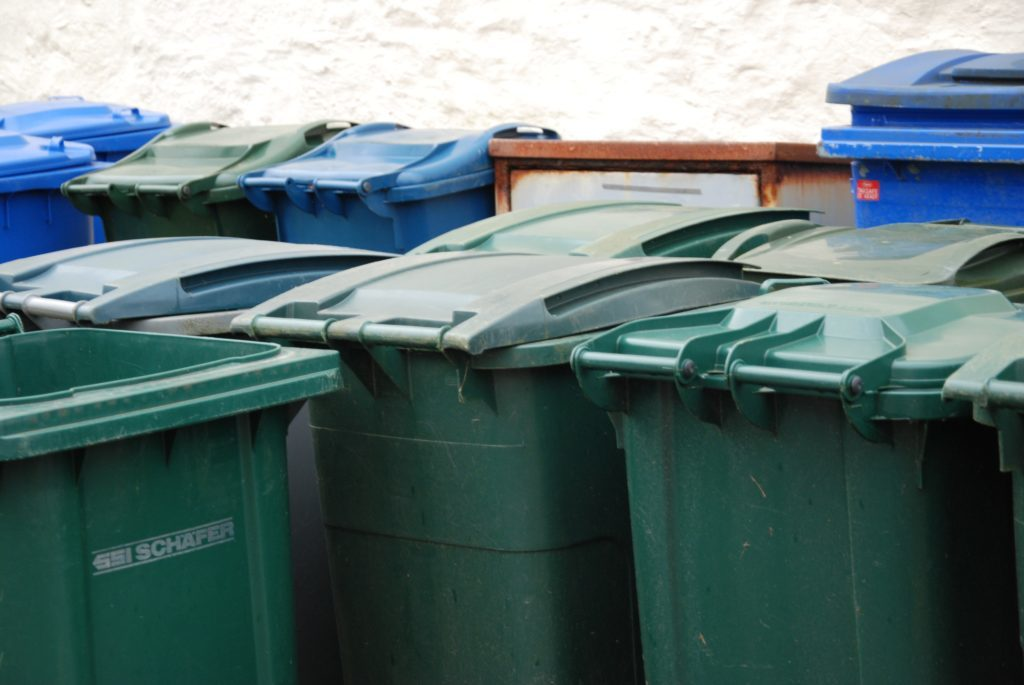 Council announces bin collection and amenity changes