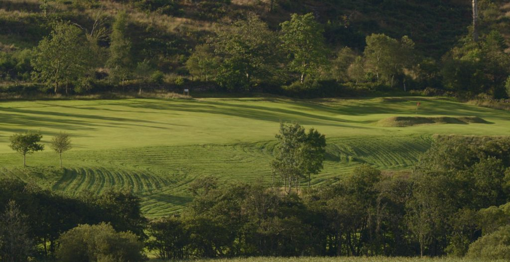 Third round of Tarbert's golf championship