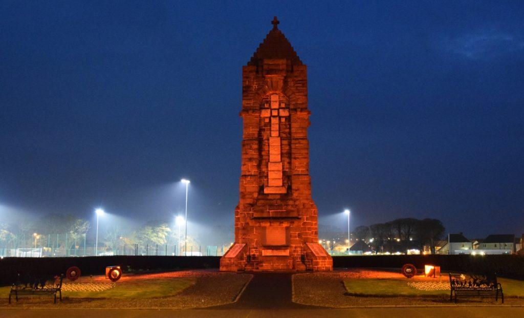 Heritage honour bid for Kinloch Park