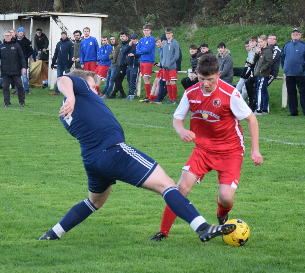 Campbeltown Pupils rue the one that got away