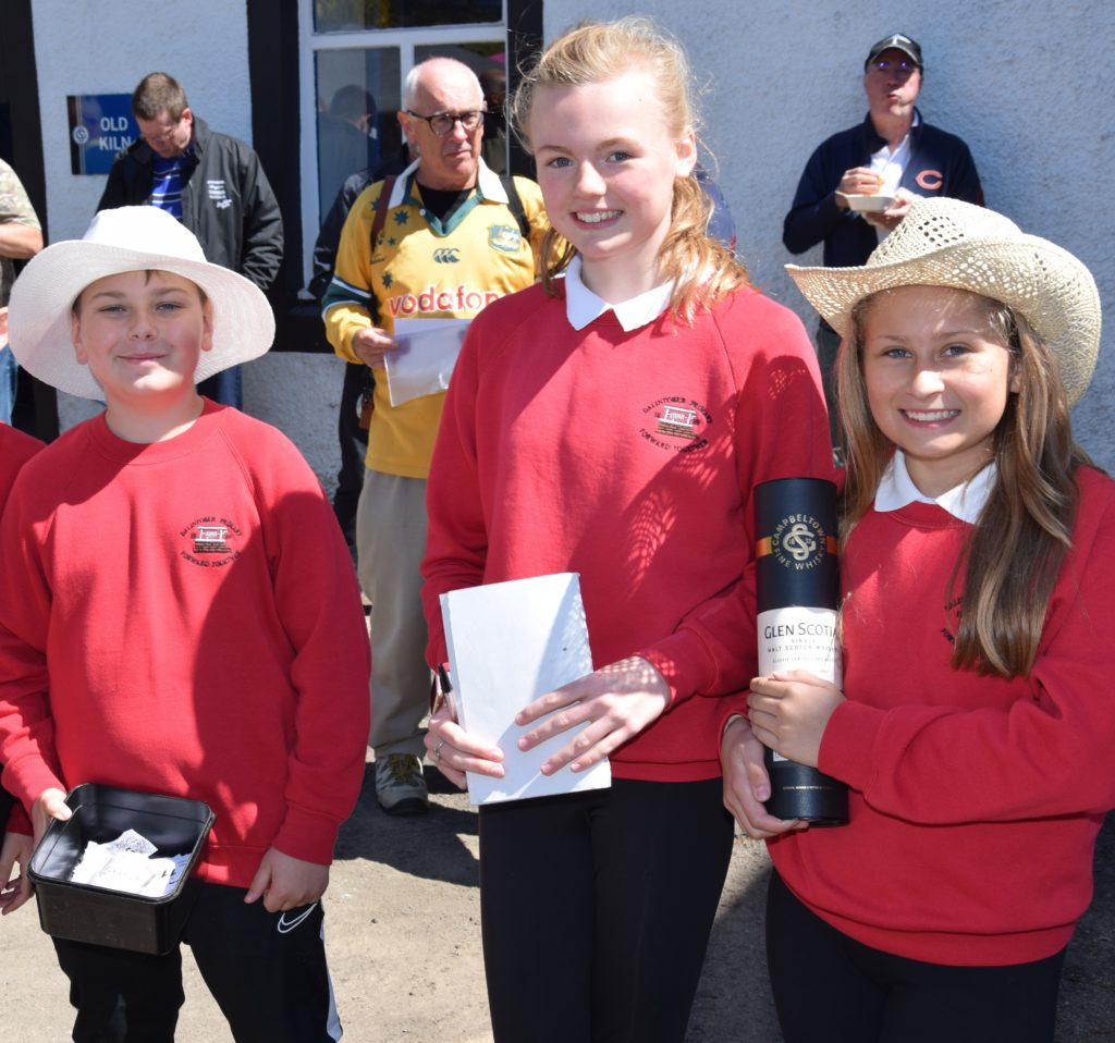 Praise for Dalintober Primary School