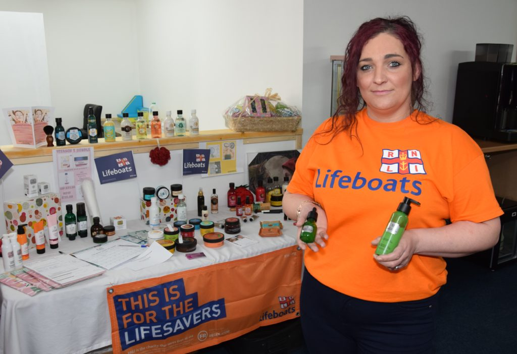Mum's fundraising appeal after RNLI's touching tribute to son