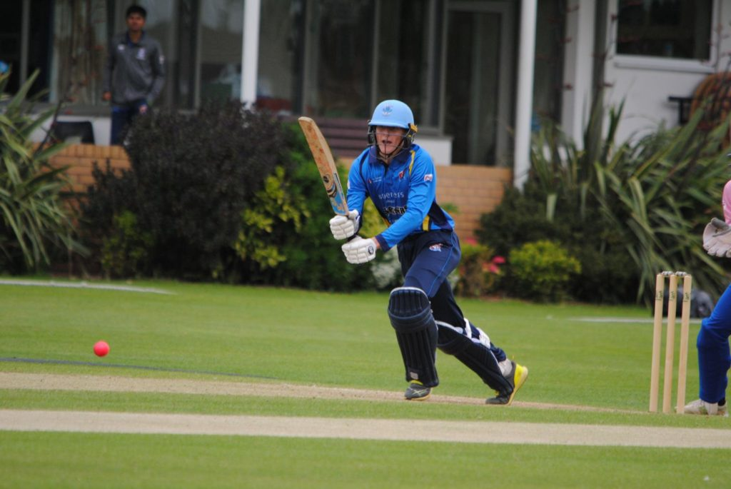 Cricketer Liam chases his World Cup dream