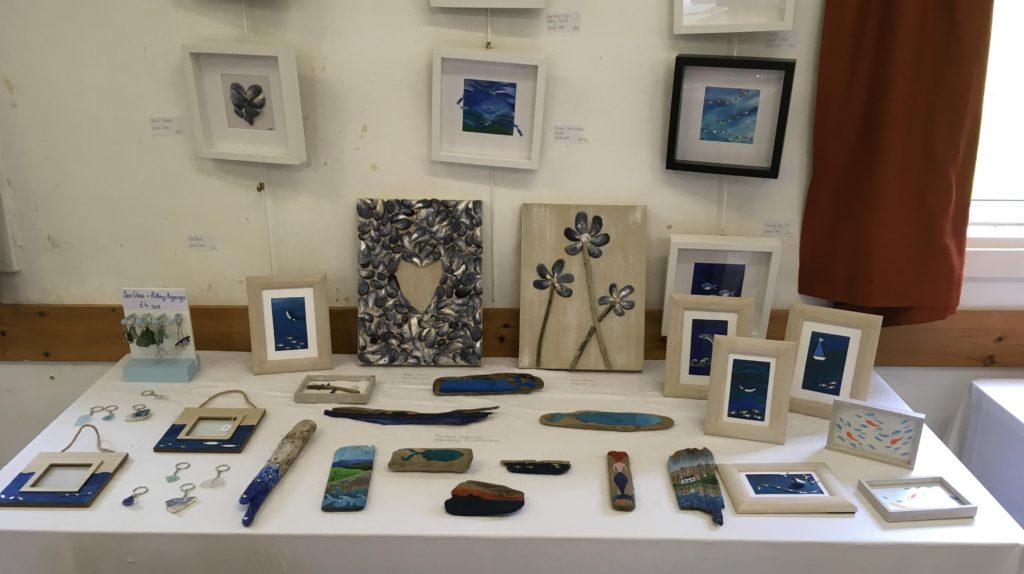 Clachan Art Show draws entries from around Argyll