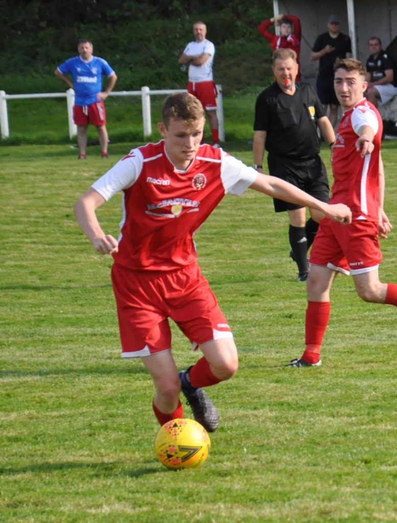 Pupils left to rue late league defeat