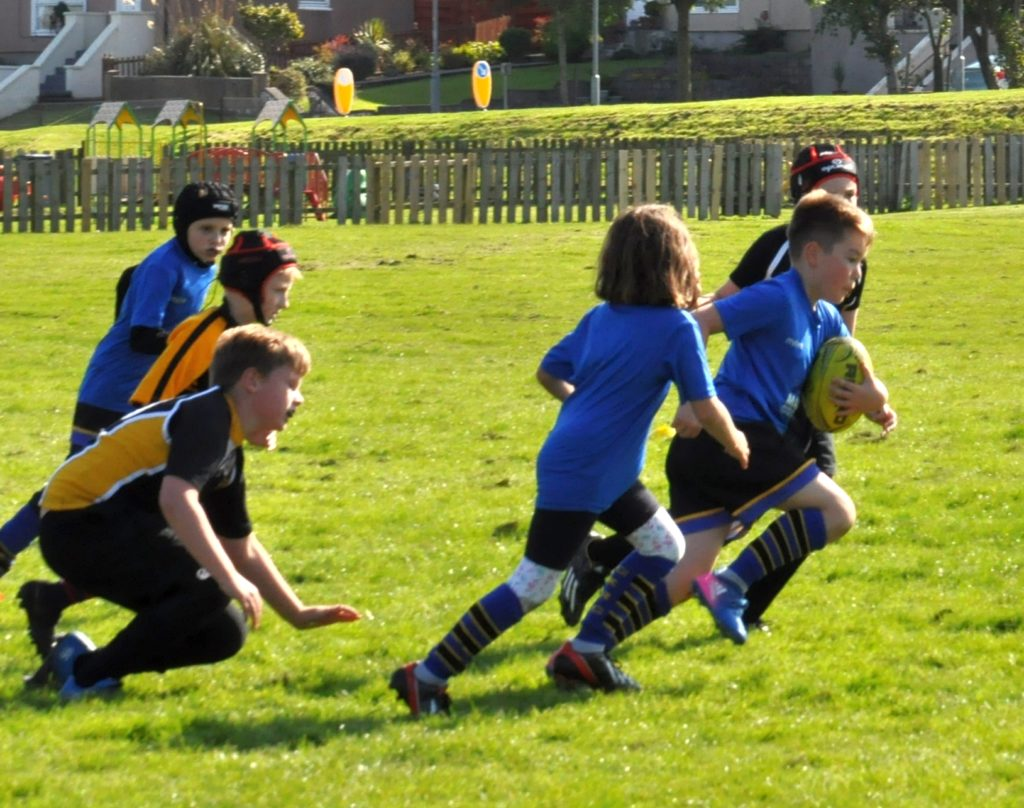 First Dalriada Rugby Festival of the season