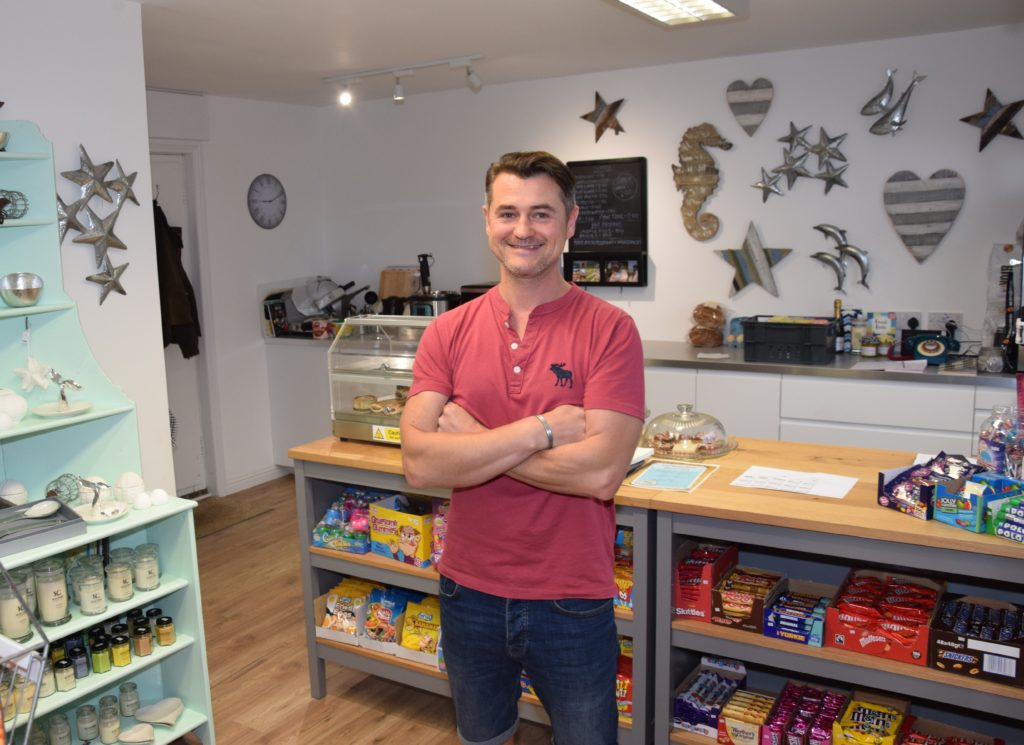 Overwhelming support as village shop returns to Muasdale