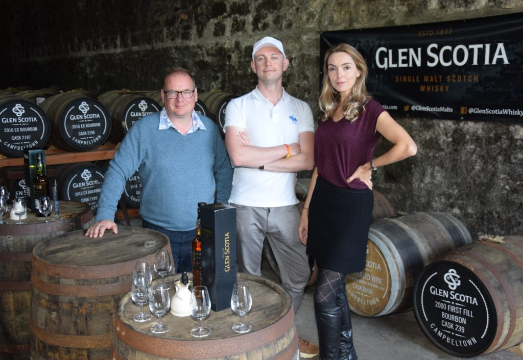 Amazon Prime's 'The Three Drinkers' take on Glen Scotia