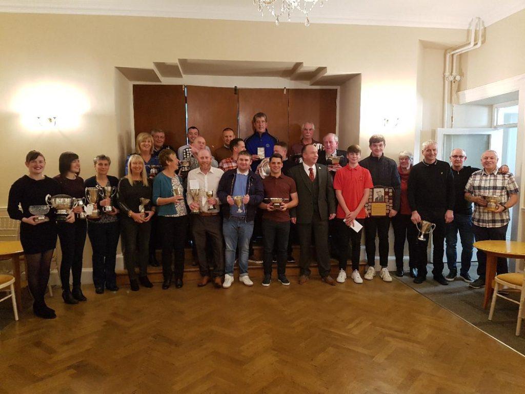 Machrihanish prize-giving night a triumph