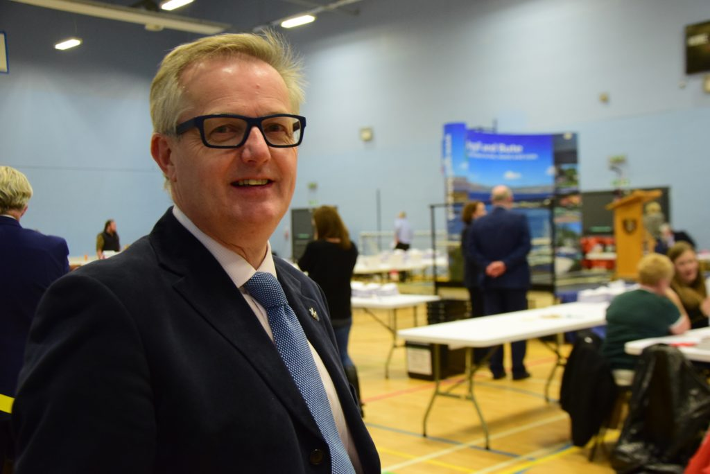 O'Hara returned to Westminster with increased Argyll and Bute majority