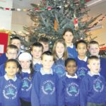 Clachan's pupils are enjoying a green Christmas.