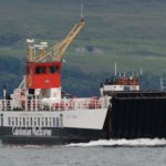 Could young people using the Gigha ferry travel for free in the future?