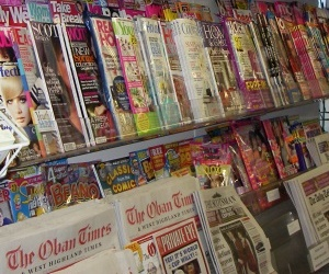 CONVENIENCE STORES AND NEWSAGENTS