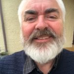 Billy McFadyen as he looks at the moment, with his beard the longest it has ever been.