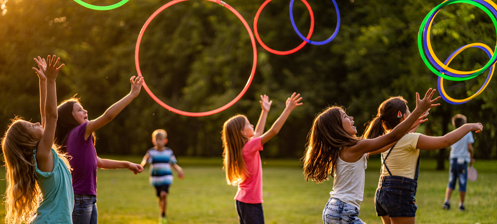 Children encouraged to play their way this summer