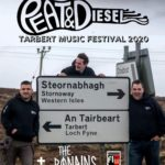 Peat and Diesel are set to headline the Tarbert Music Festival gig.