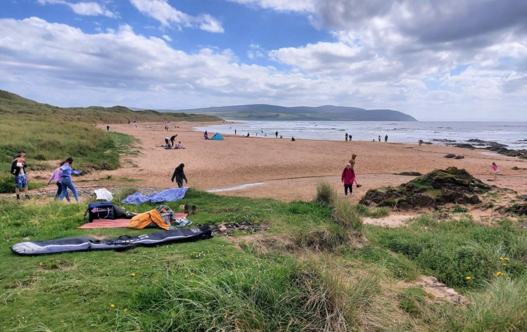 Westport warning signs to be erected after rip current rescues