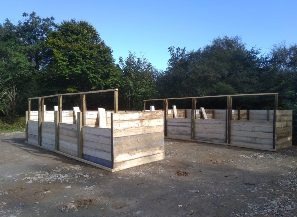 Carradale's green composting centre complete